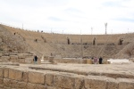 The Amphitheatre at Caesarea